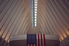 A visit to the most expensive transportation hub in the world: The World Trade Center transportation hub. (CiclismoNY) Tags: nyc subway metro worldtradecenter transportation mta