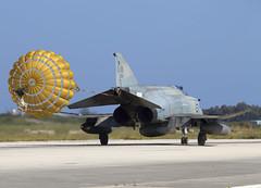 F-4E 01518 CLOFTING IMG_0013FL (Chris Lofting) Tags: greek force air phantom mira f4 f4e 338 andravida lgad 01518