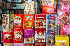 Mekong market - beckoning the sweet tooth (10b travelling) Tags: cookies river asian asia asien southeastasia vietnamese market delta vietnam biscuits asie boxed mekong indochine indochina mytho 2015 bentre otherkeywords tenbrink carstentenbrink genericplaces iptcbasic 10btravelling