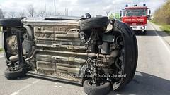 Incidente in via Hochberg a Bastia Umbra (17) (Gruppo Editoriale UmbriaJournal) Tags: bastia incidente
