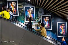 Shanghai Metro , Mike Tyson Movie (ZUCCONY) Tags: china cn shanghai xian bobby 2016 zucco shanghaishi bobbyzucco pedrozucco