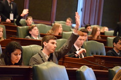 Legislature in Session