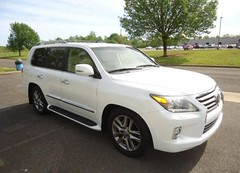Lexus - LX 570 - 2013  (saudi-top-cars) Tags: