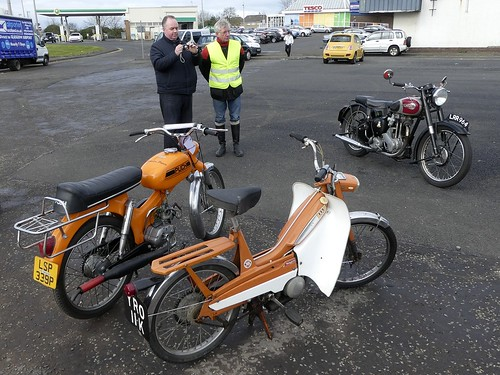 1976 Puch + Mobylette + Ariel Single