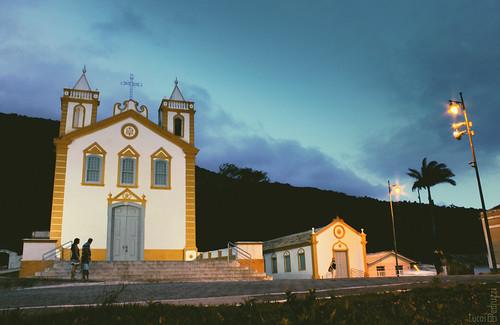 Igreja - Ribeirão da Ilha, SC - Brasil