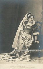 BRESSLER-GIANOLI, Madeleine (Les Matres chanteurs), PH(cp) (Operabilia) Tags: goldenage opra claudepascalperna