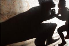 struggle within, kolhapur (nevil zaveri (thank you for 10million+ views :)) Tags: shadow portrait people india man game men sports face silhouette photography photo photographer exercise photos body wrestling traditional stock culture images bodybuilding photographs photograph maharashtra wrestler recreation tradition zaveri warmup gymnasium stockimages nevil kolhapur akhara kusti suryanamaskar pehlwan pehlwani nevilzaveri motibaug