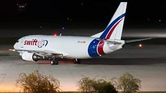 EC-LJI (equief) Tags: airport erfurt tay warsaw erf chopin boeing flughafen tnt waw 737 freighter swt edde frachter epwa swiftair 737300f erfurtweimar flughafenerfurtweimar 737301bdsf swt184k