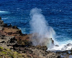 DSC_5747 e5  WO people (J Telljohann) Tags: hawaii waves maui blowhole nakalele mauihighway340