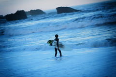#biarritz #beachphotography (Seracat) Tags: ocean surf surfing cinematic euskalherria biarritz surfin surfphotography paysvasque