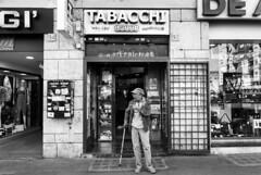 IlGiovediDiDomenico_09 (Naraphotos) Tags: portrait bar hands hand tram oldman mani mano spaghetti autobus ritratto caff reportage domenico sigarette panchina trattoria solitudine rotaie anziano amatriciana stampella gioved tranquilli