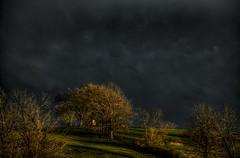 Spring Storm (Klaus Ficker) Tags: sunset usa sun storm rain weather clouds canon kentucky thunderstorm hdr badstorm eos5dmarkii kentuckyphotography klausficker weatherinkentuckyhdr weatherinkentucky