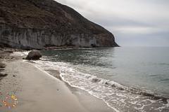 IMG_8654 (Enrique Gandia) Tags: sea espaa beach nature landscape mar spain hippie almeria cabodegata sanpedro lasnegras calasanpedro travelblogger calahippie