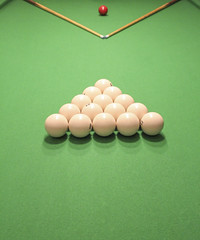 Pool table (vav163) Tags: light shadow two money game pool start ball table championship hit triangle cue geometry board hard competition delta number american shade physics billiards stick folded win cloth pocket russian score relative bet eight skill sweepstakes