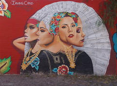 Irving CANO (BE'N 59) Tags: en streetart blanco sanmigueldeallende mexique muros