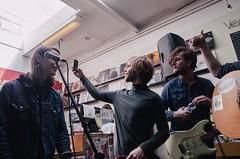 foto van selfie @guusbenneker part two. fotootje: @tdtzl #rsd16 #duimpie #ruilen #dordrecht #acoustic #rockmusic