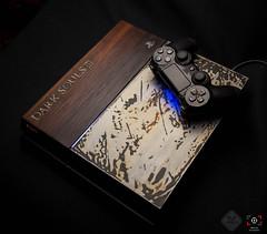 3 art souls dark mod unique games gaming custom playstation namco bandai ps4 amka vadu