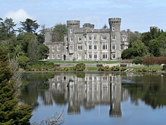 "Johnstown Castle ("""" Irene """") Tags: trees ireland irish inspiration fish castle heritage nature water clouds reflections walking landscapes skies colours hiking exploring lakes parks eire wexford johnstown estates parkland musume explored theinspirationgroup"
