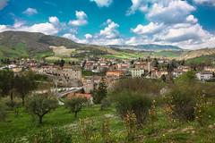 Belforte All'Isauro (Pogliani Stefano) Tags: panorama canon eos italia 5d marche stefano markii panorami paesino montefeltro belforte pogliani allisauro