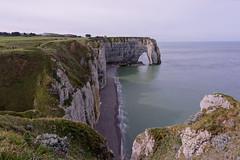 Falaises d'tretat (vincentguth) Tags: normandie cote tretat falaises albatre