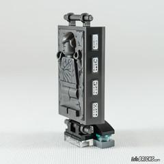REVIEW LEGO Star Wars 75137 Carbon-Freezing Chamber 12 (HelloBricks) (hello_bricks) Tags: star starwars lego review solo esb empire bobafett wars han hansolo empirestrikesback revue bespin fett cloudcity carbonite episodeiv 75137 ugnaught hellobricks