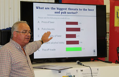 The biggest threats to the beer and pub sector (selcamra) Tags: beer camra realale shapingthefuture selcamra revitalisationproject