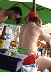 IMG_0334 (danimaniacs) Tags: shirtless man hot sexy guy tattoo beard mexico back puertovallarta scruff