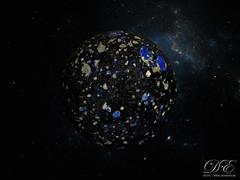 Macro Planet 4 (debahi) Tags: blue white black macro art glass azul ball grey gris nikon noir space horizon sigma bleu galaxy sphere planet d750 marbles marble universe blanc cosmos f28 espace galaxie galaxia verre planete espacio planeta bille universo 105mm billes univers