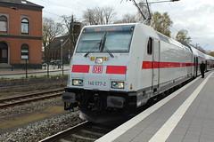 DB 146 577 onderweg richting Leipzig (vos.nathan) Tags: br leer db ostfriesland bahn 577 deutsche 146