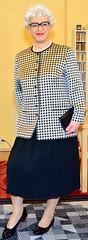 Ingrid021847 (ibach411) Tags: skirt mature blazer pleated faltenrock