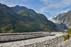 Franz Josef Glacier - 04 (coopertje) Tags: newzealand glacier franzjosefglacier southisland nieuwzeeland gletsjer