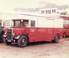 JJ 4379 (markkirk85) Tags: new bus london buses jj general transport company regent omnibus aec 4379 i 61933 stl162 jj4379