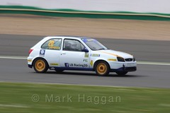 Luke Bannister in the BRSCC Fiesta Championship at Silverstone, April 2016 (MarkHaggan) Tags: cars sport track fiesta northamptonshire racing silverstone vehicle 20 circuit motorracing bannister motorsport brscc brsccfiesta brsccfiestachampionship 24apr16 lukebannister