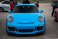 Riviera Blue (Hunter J. G. Frim Photography) Tags: blue black colorado 911 wing german porsche carbon supercar racer 991 gt3 pdk i6 rivierablue porsche911gt3 porsche911gt3991