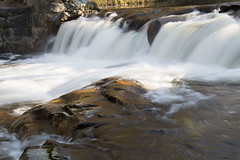 Silky (1 of 1) (desouto) Tags: nature water landscapes waterfall rocks silky rushing