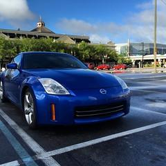 Orlando 350z (Tearstone) Tags: nissan 350z sportscar bluecar z33