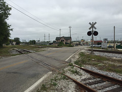 Tom Burke Photo Granville WI September 4 2015 #5 (middlewest1) Tags: railroad up spur granville wi interchange wsor milwaukeeroad