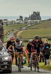 120-Editrz (Bev Cappleman) Tags: abbey bicycle race yorkshire whitby northeast northyorkshire letour cyclerace tourdeyorkshire