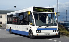 St Ives Bus Co SH51 MHU (timothyr673) Tags: solo stives optare