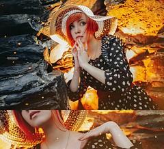Plener season photo session Record: https://vk.com/zamchalovsergey_ph  #plener #portrait #garden #stone #flame #girl #moscow #photo #nikon #nikonphotography #hat #dress #style #form #shine # # # (sergeyzamchalov) Tags: portrait girl hat stone garden square photo nikon shine dress moscow style flame squareformat form  plener nikonphotography   iphoneography instagramapp uploaded:by=instagram