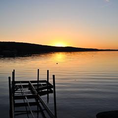 Contemplate (KayYen) Tags: sunset usa ny newyork america finger lakes cny fingerlakes nystate skaneateles personalfavorites centralny chasingsunset worksocialfire