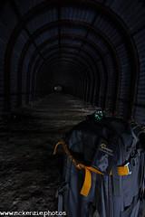 time to explore (The Urban Adventure) Tags: dark underground kent nikon war buried military wwii tunnel ww2 dover lowepro torgoen hougham deepshelter d7200