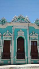 Casa Azul (Gijlmar) Tags: door brazil window southamerica brasil ventana puerta fenster brasilien finestra porta janela porte fentre riograndedosul tr brasile deur brsil okno amricadosul venster brazili jaguaro drzwi amriquedusud   amricadelsur ablak dvee costadoce