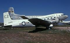 50826 (US Marines) (Steelhead 2010) Tags: douglas dma usmarines c117 pimaairspacemuseum 50826