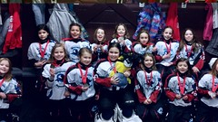 Novice C 2015 - Finaliste tournoi Boucherville