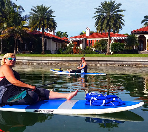 1_30_16 pm Sarasota paddleboard tour Lido Key 10