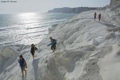 IL SOLE SCENDE NELLA SCALA DEI TURCHI (perfectdayjosep) Tags: beach playa sicily spiaggia sicilia platja scaladeiturchi siclia perfectdayjosep