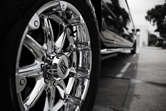 FLIKR_0531 (Digital Aesthetica) Tags: cars wheels limo rims hummer limousine