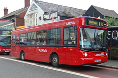 Arriva Dennis Dart SLF ADL61 W461XKX - East Croydon, London (dwb transport photos) Tags: bus london alexander dennis dart eastcroydon arriva alx200 adl61 w461xkx