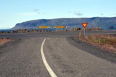 no direction home (vsig) Tags: vestfirir vesturland reykhlar iceland road strasse islande